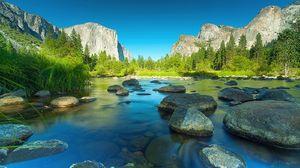 Йосемит: другая жизнь и берег дальний