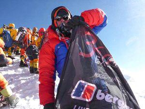 Австралийский альпинист дважды за одни сутки поднялся на вершину восьмитысячника Чо-Ойю