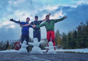 Чемпионат Украины по альпинизму в Словакии. Новости второго дня соревнований