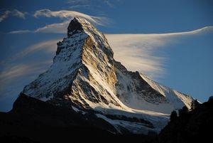 Трагедия на Маттерхорне: в восхождении погибли президент горных гидов и директор горнолыжной школы Италии