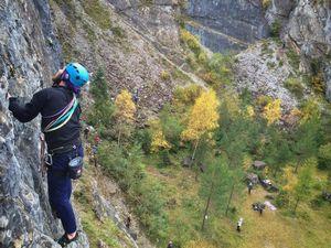 Спортсмены из Стрыя (Львовская область) выиграли Чемпионат Украины по альпинизму