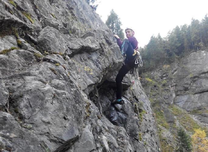 Чемпионат Украины по альпинизму в Высоких Татрах (Словакия)