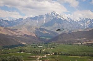 17 афганских альпинисток покорили вершину Шах Фулади в провинции Бамиан