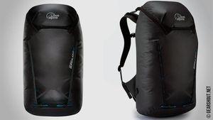 Lowe Alpine представила свой самый легкий рюкзак для альпинизма на 2017 год