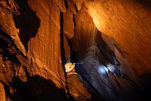 Пещера Миледи: одна из из глубочайших и сложнейших пещер Крыма