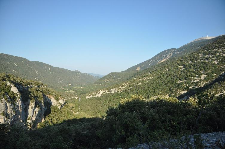 регион St-Légere du Ventoux