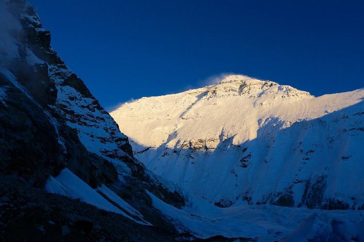 Эверест. вид на Северную сторону