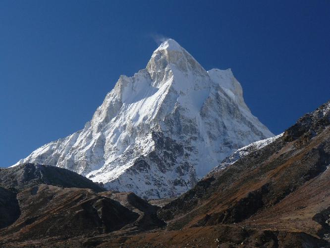 Шивлинг (Shivling) высотой 6543