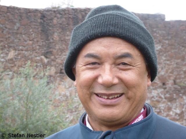 Анг Тсеринг Шерпа (Ang Tshering Sherpa), президент Ассоциации альпинизма Непала (Nepal Mountaineering Associacion)