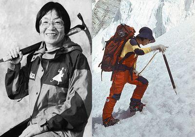 Умерла Дзюнко Табэи - первая женщина в мире, которая поднялась на вершину Эвереста
