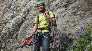 Чемпионат мира по альпинизму: Как я готовил трассы...