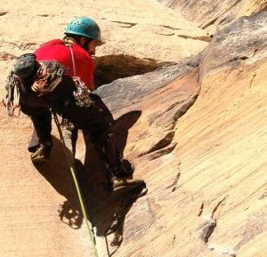 Традиционное лазание. Основные причины срывов на скалах и пути их недопущения.