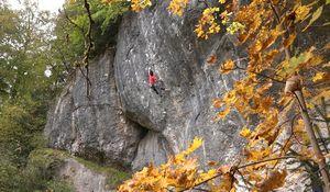 В шаге от мирового рекорда: 40-летний японец Дей Коямада прошел свой первый маршрут сложности 9а+