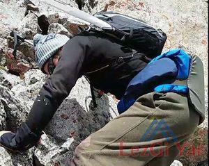 Северо-Осетинский альпинист Рафаэль Рамазанов планирует одиночное и скоростное восхождение на Эверест!