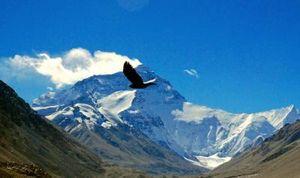 Китай построит у Эвереста международный альпинистский центр