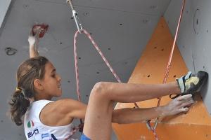 Первая итальянка на сложности 9а: прохождение 14-летней Лаурой Рогора маршрута