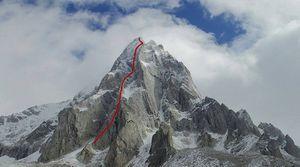 Британские и итальянские альпинисты открыли три новых маршрута в Китае