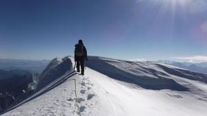 Британские альпинисты открыли в Непале новую вершину