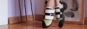 Ноги в скалолазании: работа над ошибками