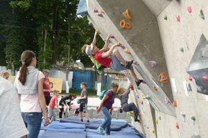 В Каменце-Подольском состоится первый этап всеукраинских юношеских соревнований по боулдерингу
