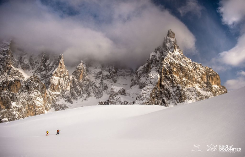 """King of Dolomites"""