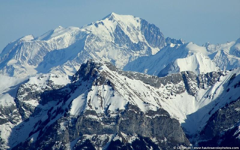 Монблан (Mont Blanc, Monte Bianco)