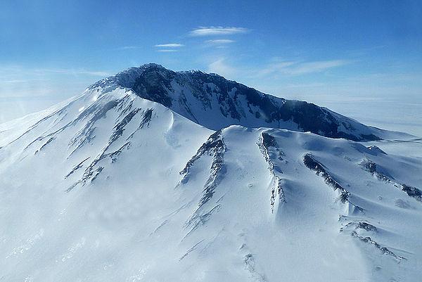 Гора Сидли (Mount Sidley, 4285 метров)