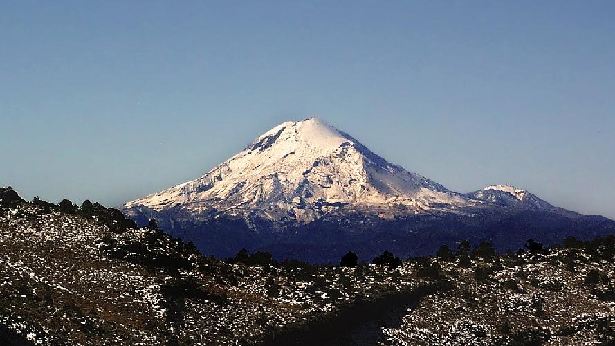 Вулкан Орисаба (Pico de Orizaba)