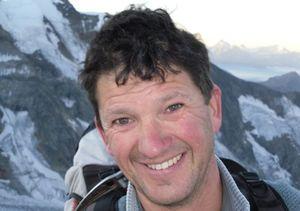 Стив Хартленд стал первым британцем, кто поднялся на все 82 четырехтысячника Альп