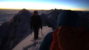 Американские альпинисты взошли на ранее никем не покоренную гору Индии - Чаукхамба III, 6974м