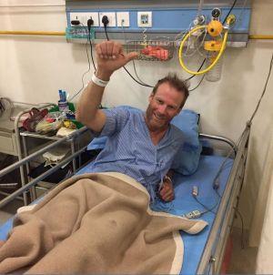 Один из самых известных в мире альпинистов Конрад Анкер получил сердечный приступ при восхождении на пик Лунаг-Ри в Непале