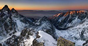 Где можно ходить и скалолазить в словацких Высоких Татрах