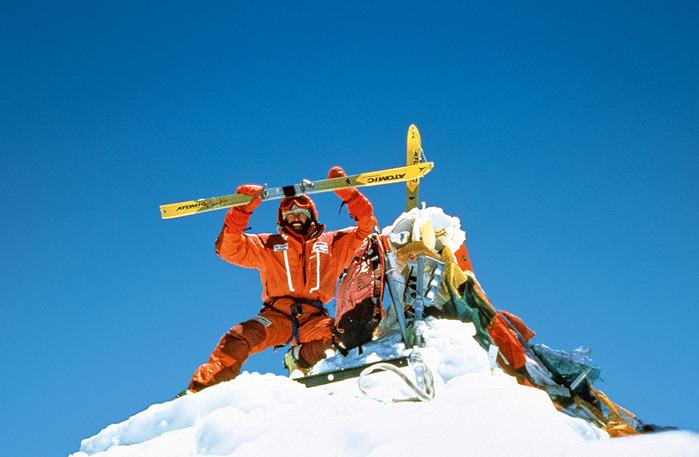 Звёздный час на Эвересте. С погодой исключительно повезло