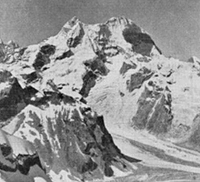 Барнай II (Barnaj II, 6340 м, Северная Индия)