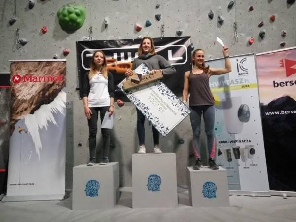 Призеры девушки - группа Спортсмены
