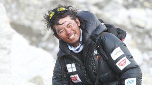Нобуказу Курики о Эвересте: