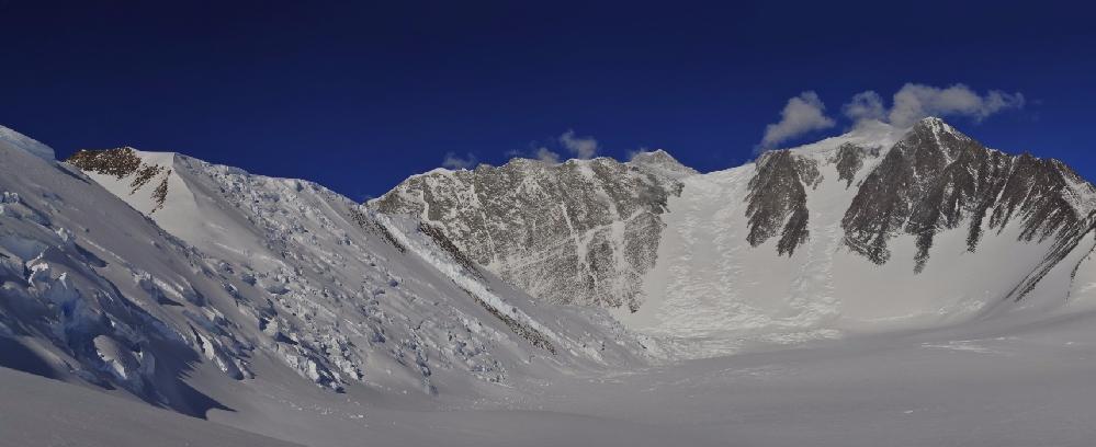 Винсон или Маунт Винсон (Vinson Massif / Mount Vinson)