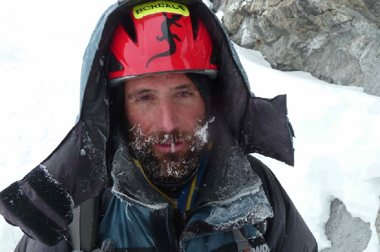 Алекс Тикон (Alex Txikon) в зимнем восхождении на восьмитысячник Нангапарбат