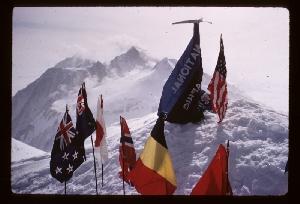 Из истории альпинизма: первое покорение высочайших вершин Антарктики