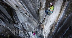 Два самых красивых скалолазных маршрута острова Реюньон
