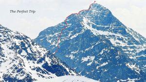 Зимняя мультилогия северных стен Высоких Татр