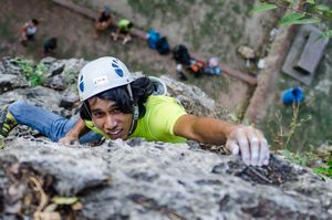 Детский скалолазный гайдбук. Малайзия. Куала Лумпур.