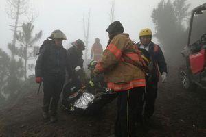 Три туриста погибли в Гватемале во время восхождения на вулкан Акатенанго