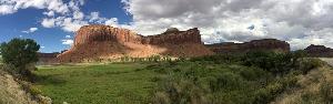 скальные массивы в Индиан Крик (Indian Creek)