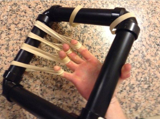 Динамическая сила пальцев. (фото 4)