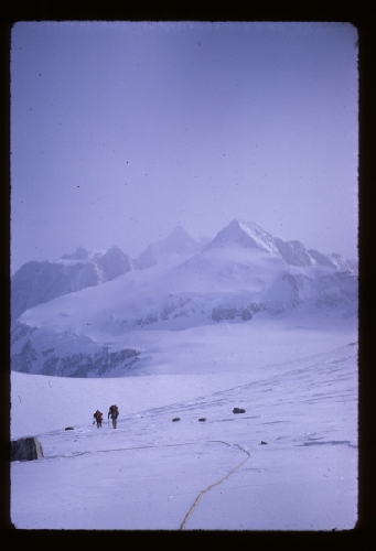 Первое покорение высочайших вершин Антарктики: массив Винсон и Гора Тайри, 1966-1967