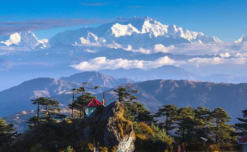 Канченджанга (Kangchenjunga, 8586 м)