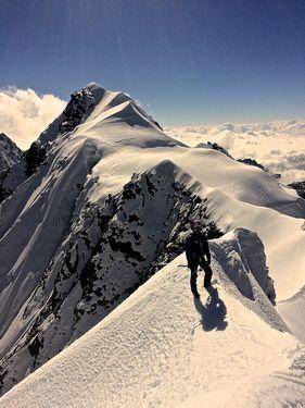 Два американских альпиниста открыли три новых маршрута в Гималаях