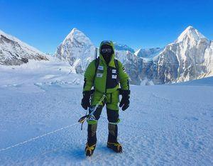 На Эверест зимой: команда Алекса Тикона на отметке 7000 метров