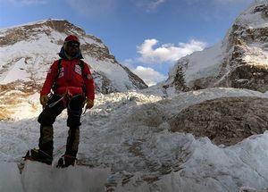 На Эверест зимой: Команда Алекса Тикона в третьем высотном лагере и лишилась Карлоса Рубио из-за воспаления легких
